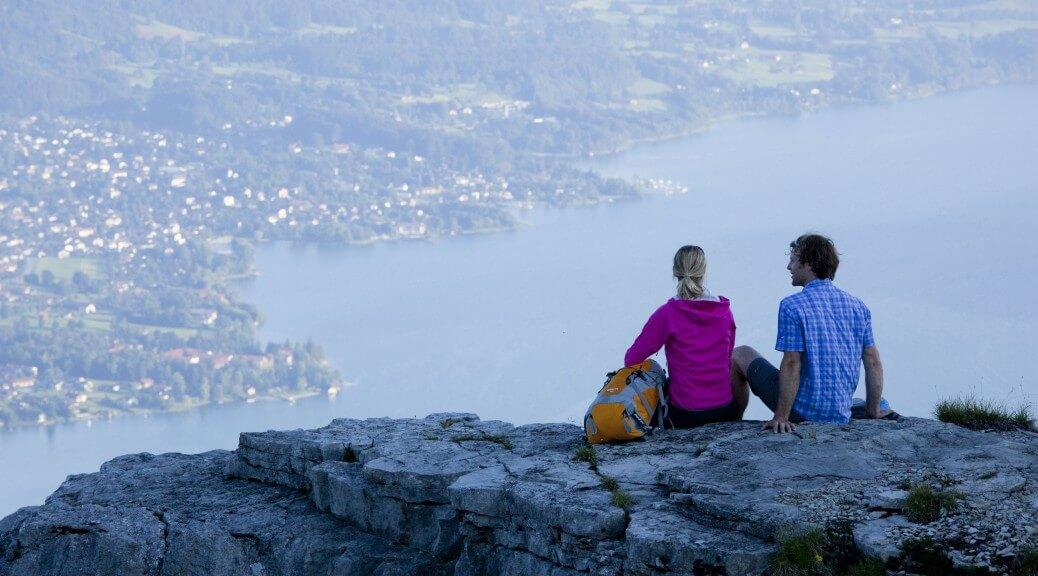 Bergsteigen und Wandern-ab Ferienwohnung Tegernsee